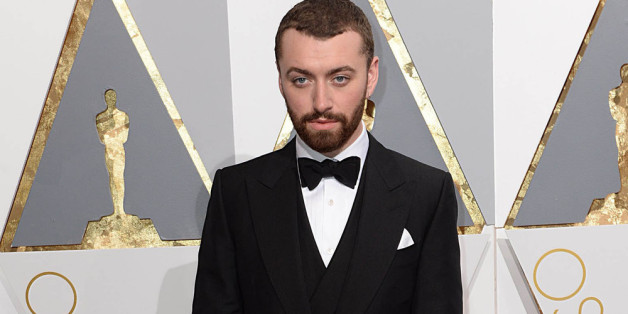Sam Smith bei den Oscars