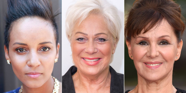 Adele Roberts, Denise Welch and Arlene Phillips