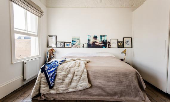 Mensole Per Camera Da Letto : Segreti per rendere accogliente una camera da letto di piccole