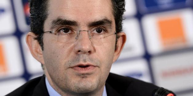 Hicham El Amrani, futur secrétaire général de la FIFA?