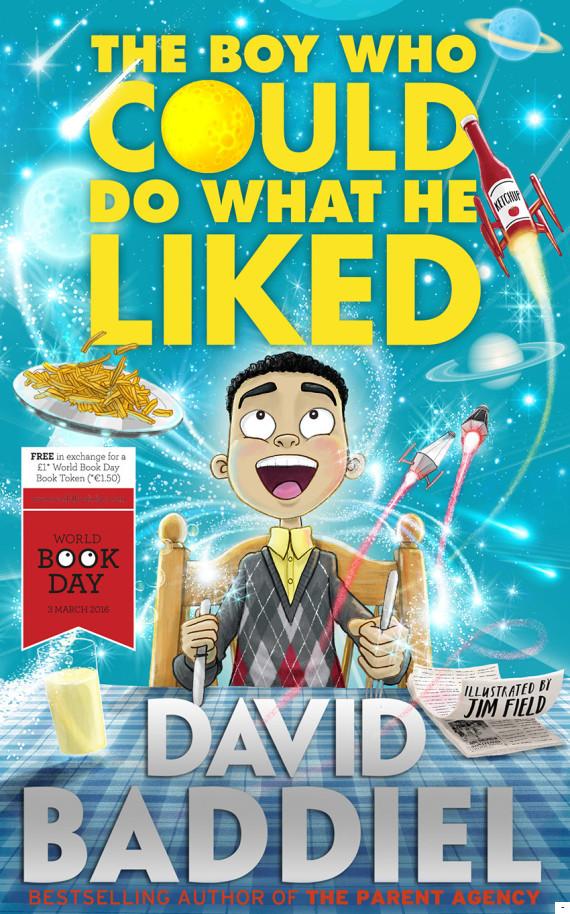 david baddiel parent2 agency