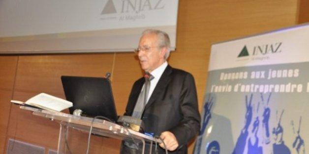 Mhammed Abbad Andaloussi, président d'Injaz Al Maghrib.