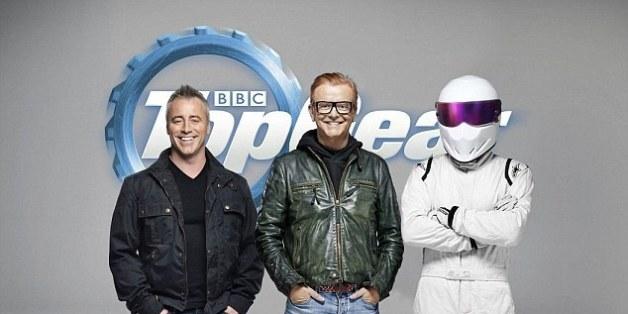 Top Gear en tournage au Maroc avec Matt Le Blanc