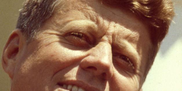 John F. Kennedy soll ebenfalls Crystal Meth genommen haben