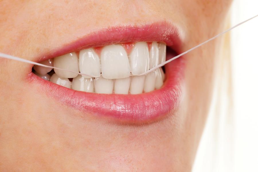teeth floss
