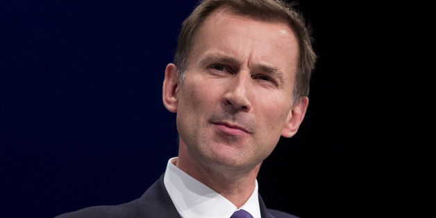 """Health Secretary Jeremy Hunt has been accused of """"misusing data"""" to """"beat up on doctors"""""""