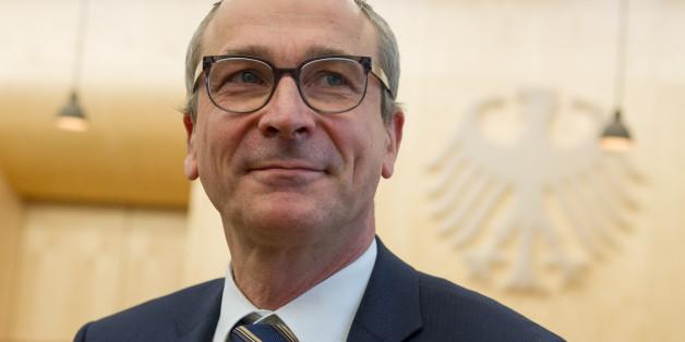 Der Grünen-Politiker Volker Beck