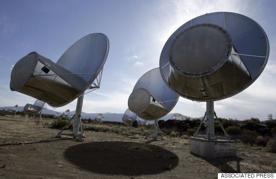alien telescope