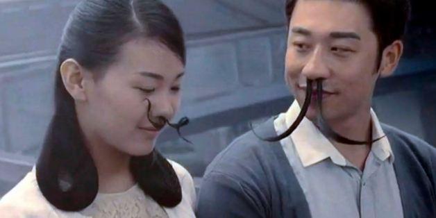 Video aus China: Haare wachsen aus der Nase – der Grund ist dramatisch