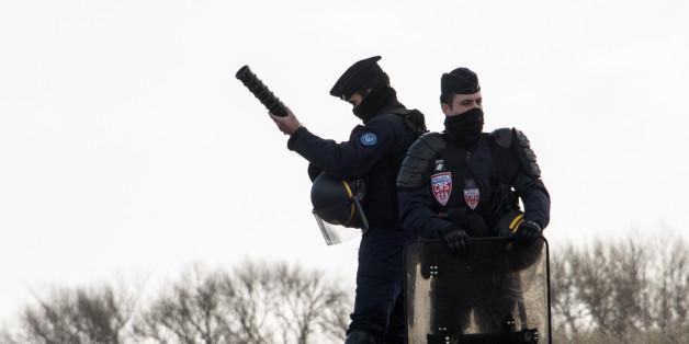 Frankreich droht Großbritannien mit Grenzöffnung