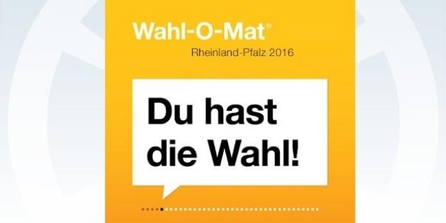 Auch für die Landtagswahl in Rheinland-Pfalz gibt es wieder einen Wahl-O-Mat