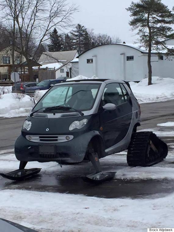 canadian smart car