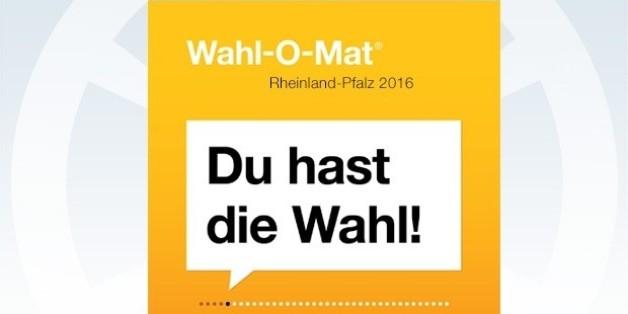 Wahl-O-Mat für Baden-Württemberg 2016