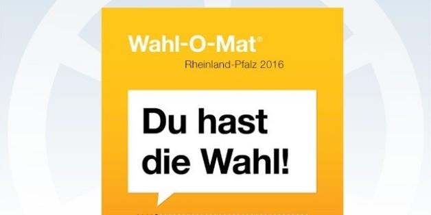 Wahl-O-Mat für Sachsen-Anhalt 2016