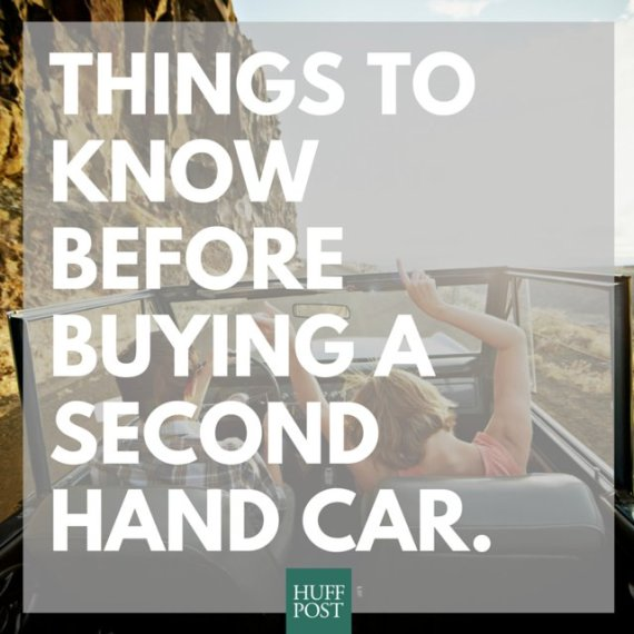second hand car