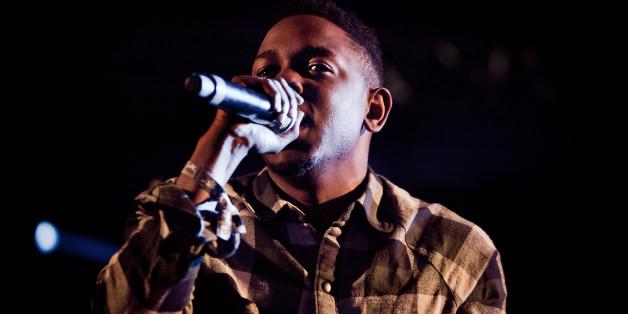 Kendrick Lamar - Hovefestivalen 2012. Foto: Tom Øverlie, P3.no
