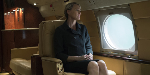 "Robin Wright spielt Claire Underwood in ""House of Cards"""