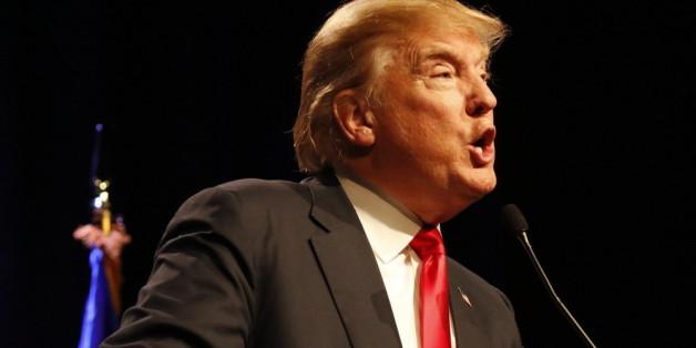 Auch Donald Trumps bestes Stück hat es jetzt in den Wahlkampf geschafft
