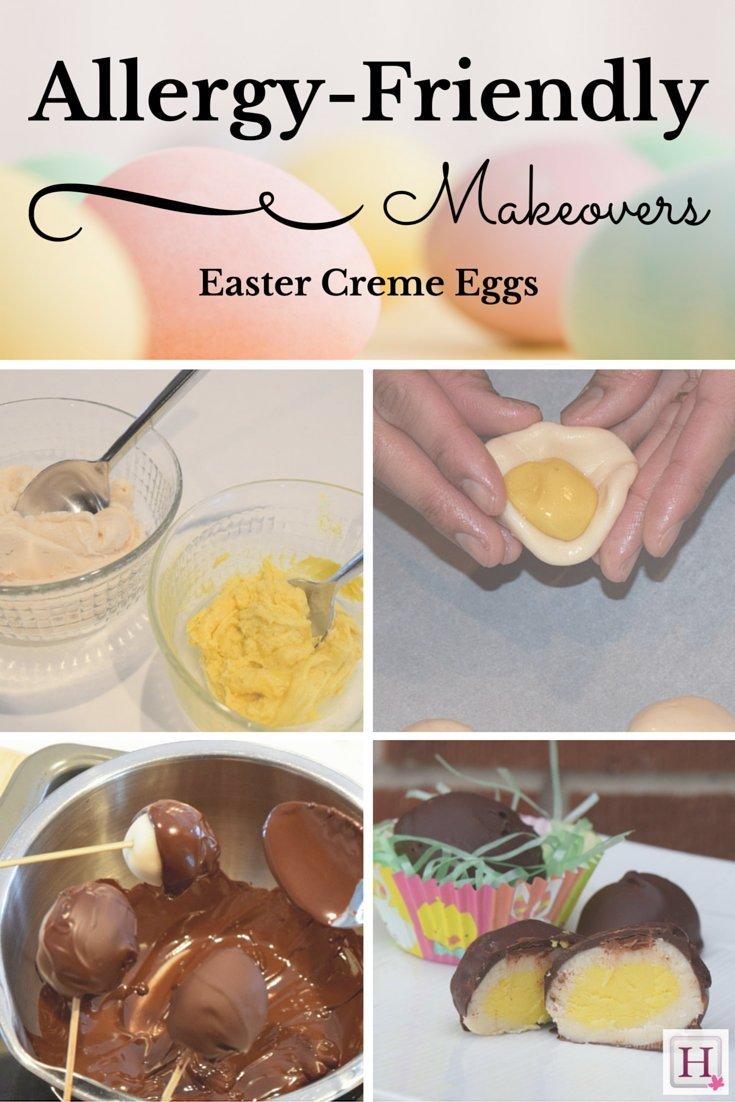 allergyfriendly creme egg