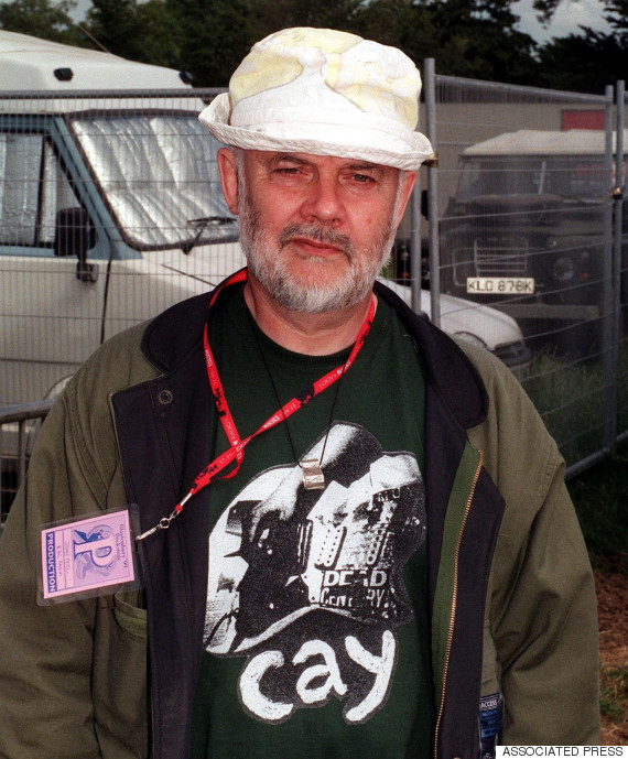 john peel glastonbury