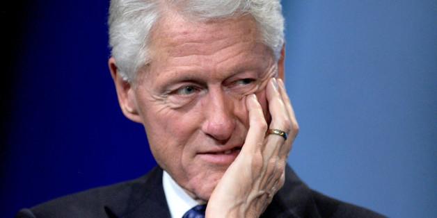 Bill Clinton sollte sich doch eigentlich mit den Regeln auskennen