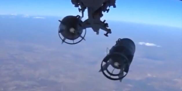 """Geheimbericht der Nato nennt Russlands Syrien-Angriffe """"präzise und effektiv"""""""