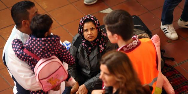 In deutschen Städten bekommen Flüchtlinge diese Aufgabe - damit sie sich integrieren