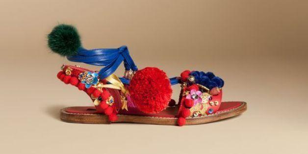 Dolce und Gabbana stand diese Woche unter Rassismus-Kritik