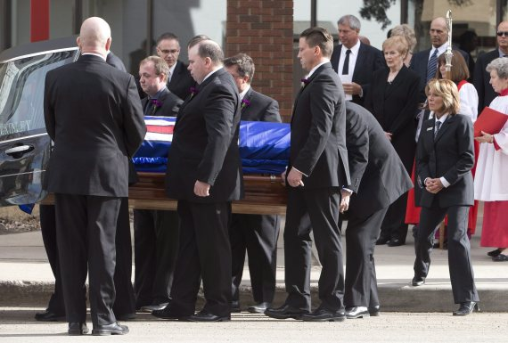 don getty funeral