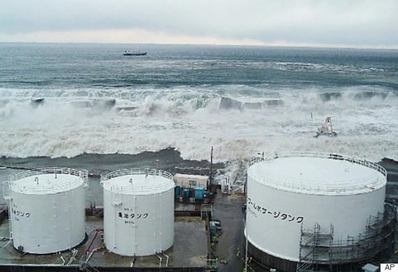 fukushima daiichi 2011 tsunami