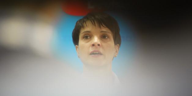 AfD-Chefin Frauke Petry dürfte auf die Stimmen vieler Russlanddeutscher hoffen