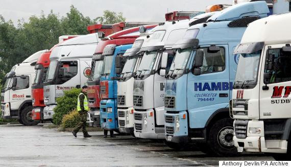 hgv lorry