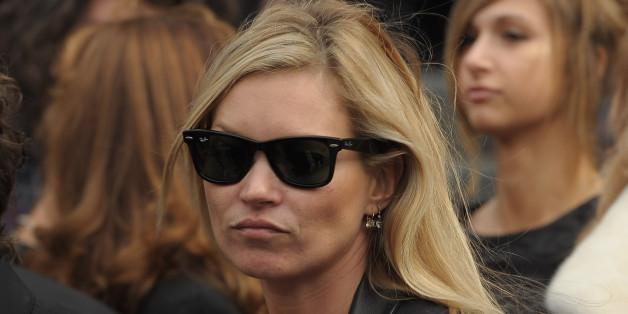 Kate Moss hat wahrscheinlich wieder gekokst