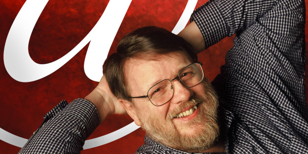 "An undated photo provided by Raytheon BBN Technologies shows Raymond Tomlinson. Tomlinson, the inventor of modern email and selector of the ""@"" symbol, has died. Raytheon Co., his employer, on Sunday, March 6, 2016, confirmed his death; the details were not immediately available. (Raytheon via the Internet Hall of Fame via AP) MANDATORY CREDIT"