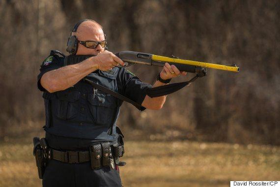 lethbridge police shotgun