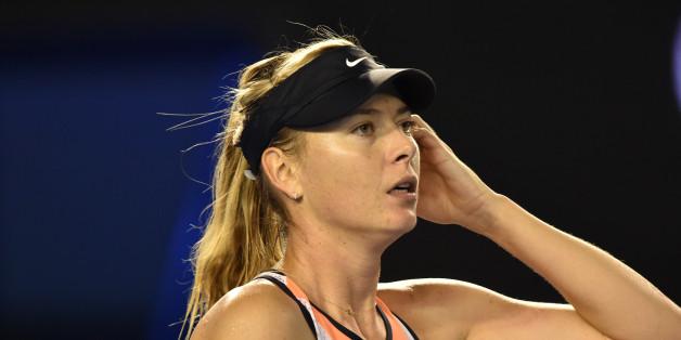 Sharapova positive à un test antidopage pendant l'Open d'Australie