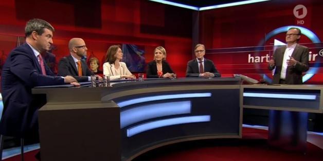 "Die gestrige ""Hart aber fair""-Sendung zum EU-Gipfel"