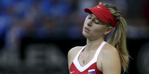 Maria Sharapova suspendue deux ans pour dopage