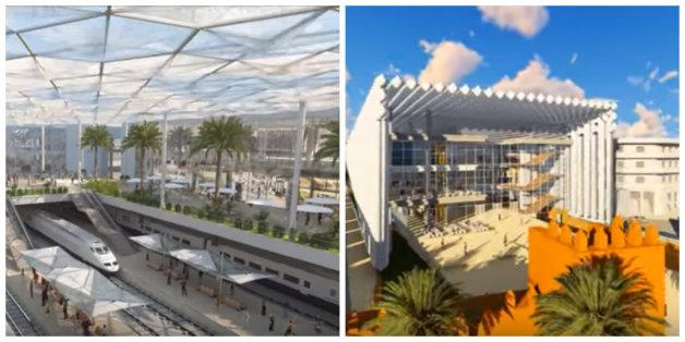 Découvrez les deux futures gares de Rabat en 3D (VIDÉO)