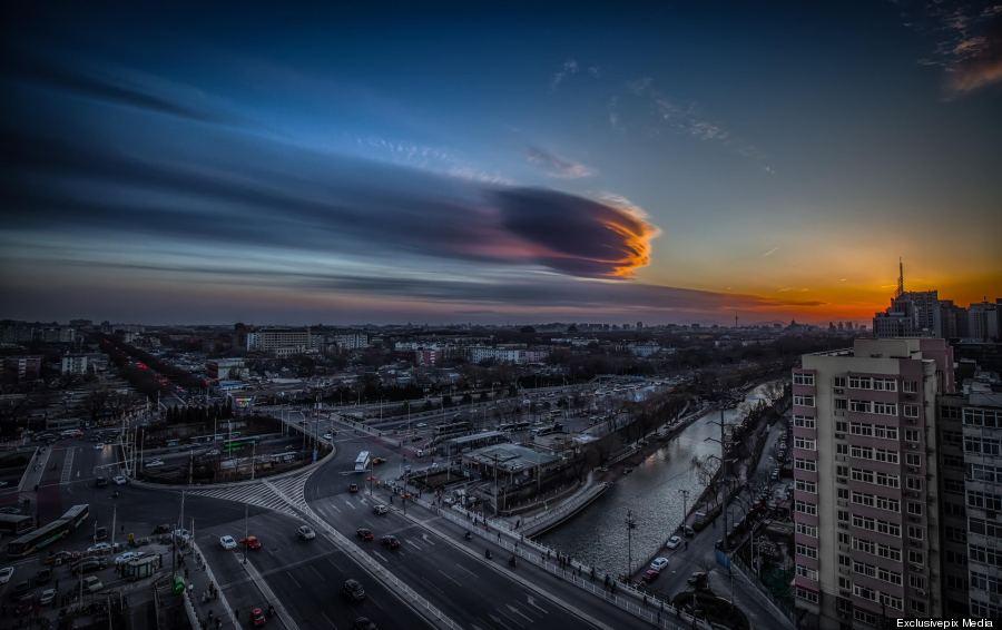 meteorite cloud