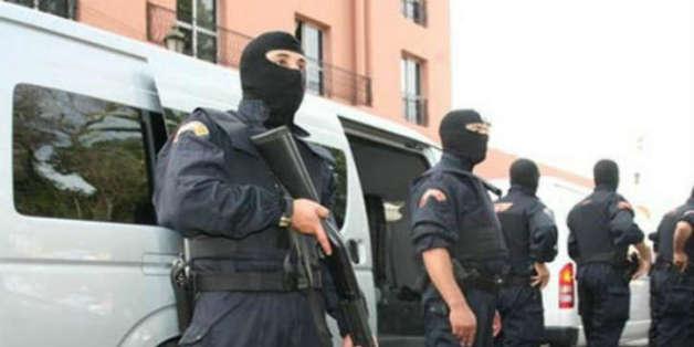 Démantèlement d'une cellule terroriste dans le sud du Maroc