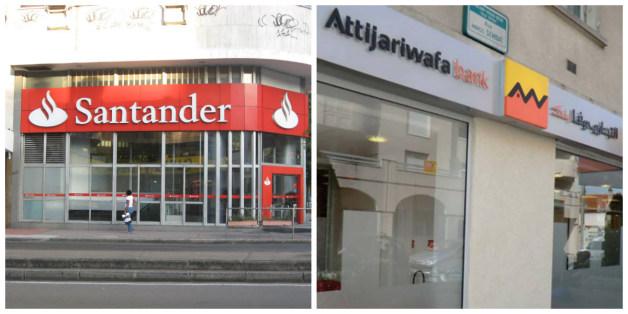 La banque espagnole Santander et Attijariwafa Bank signent un accord de partenariat