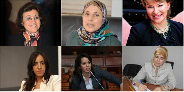 Ces femmes marocaines ministres