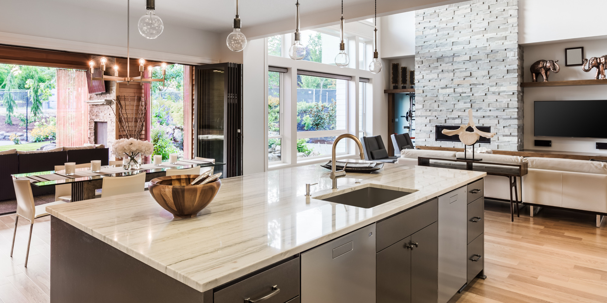 Easy Ways To Budget Kitchen And Bathroom Remodeling Costs HuffPost - Average cost of bathroom remodel seattle