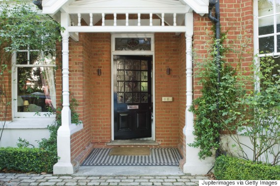 front door house london