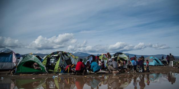 Slowenien macht die Grenzen zu