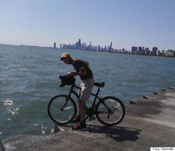 tony vassallo weight loss bike