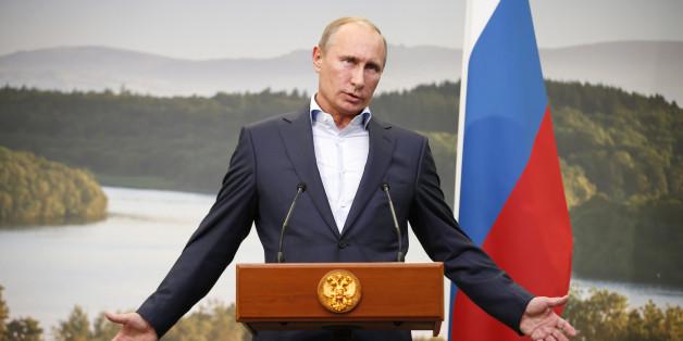 Wladimir Putin muss sparen