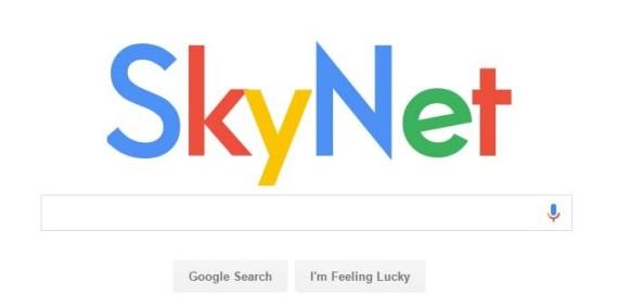 skynet google