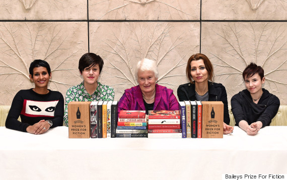 baileys prize for fiction